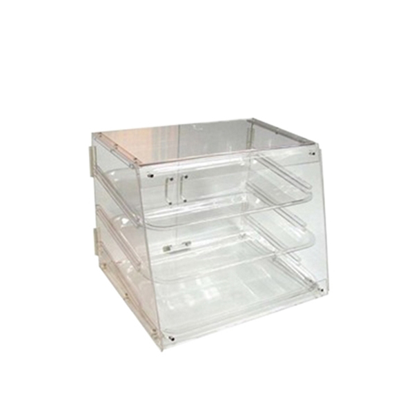 DISPLAY CASES & STANDS