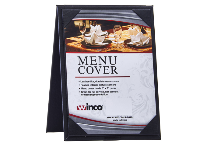 MENU COVERS & CHECK PRESENTERS