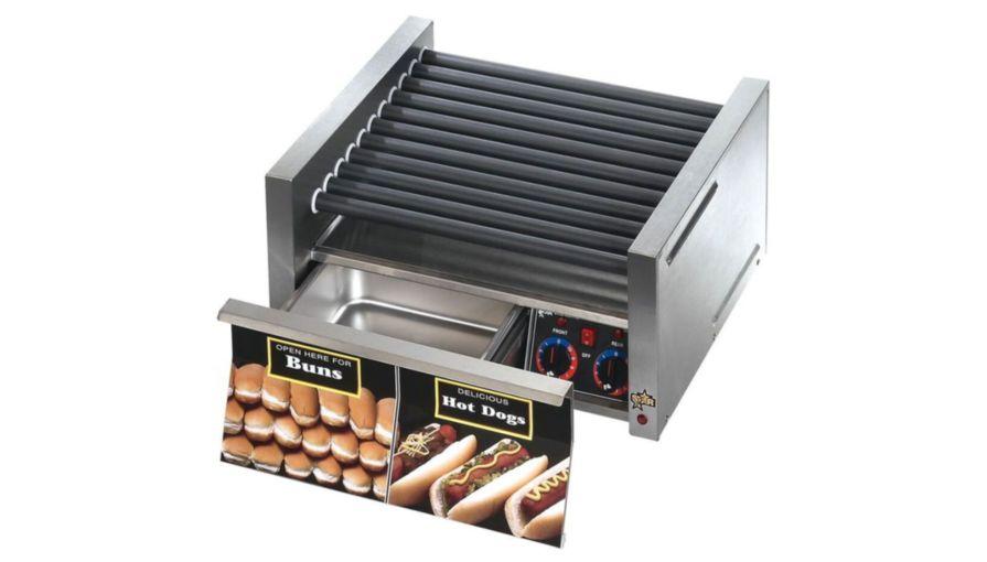 Hotdog Steamers/Rollers